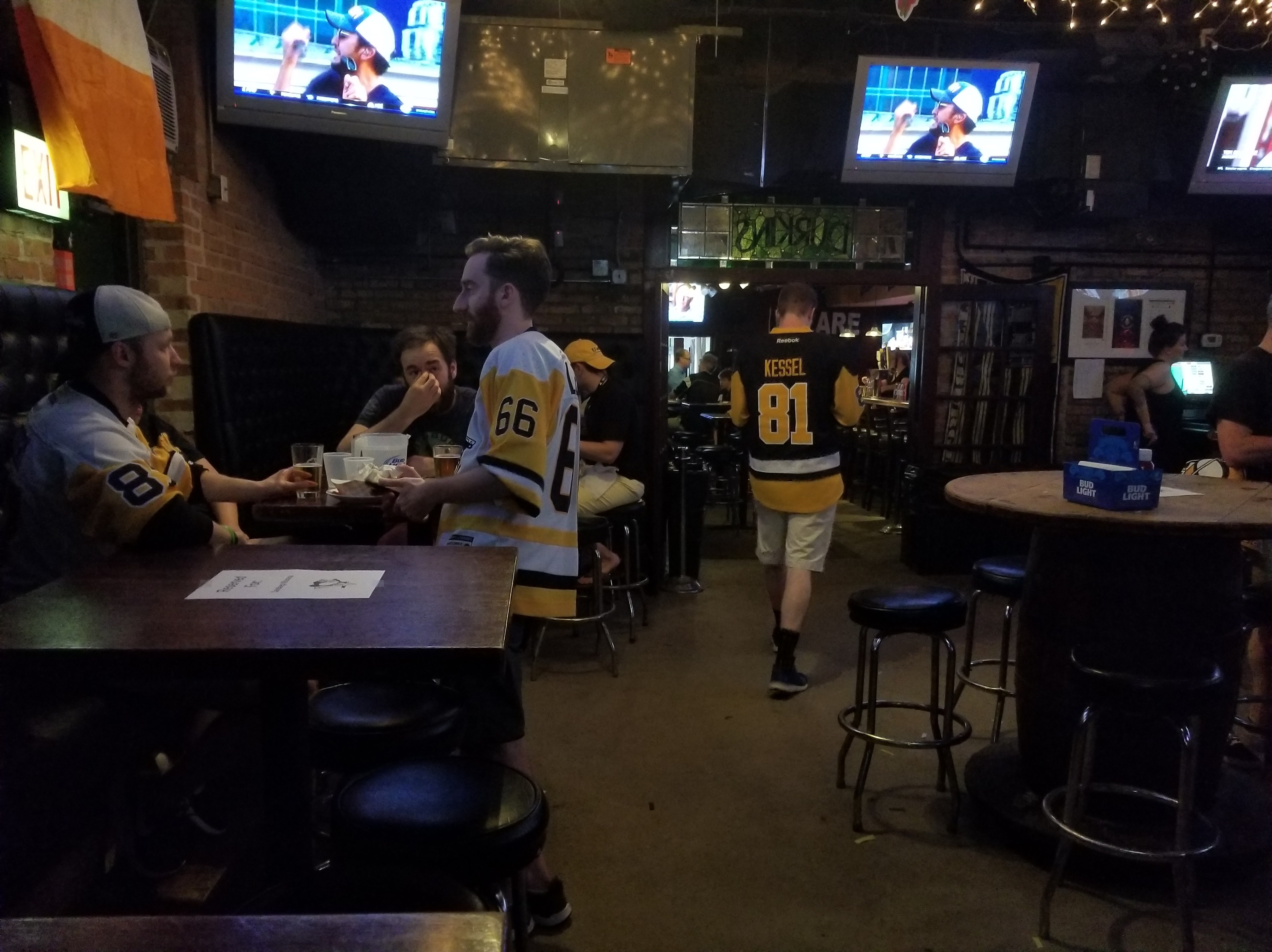 Pre-game Festivities of Game 6 of Stanley Cup Finals